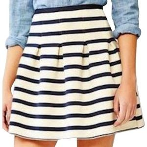 Women's Striped Gap Skater Skirt